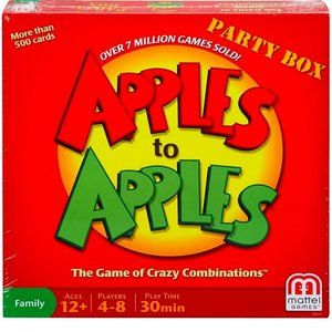 2013 Apples to Apples NWT